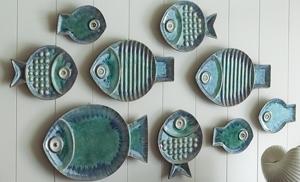 Malibu Fish Plates