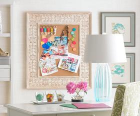 Designer Bulletin Board